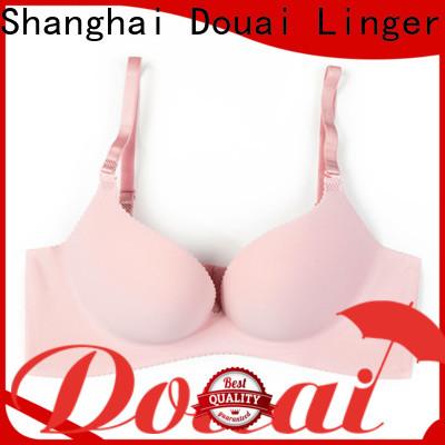 Douai push up bra set customized for women