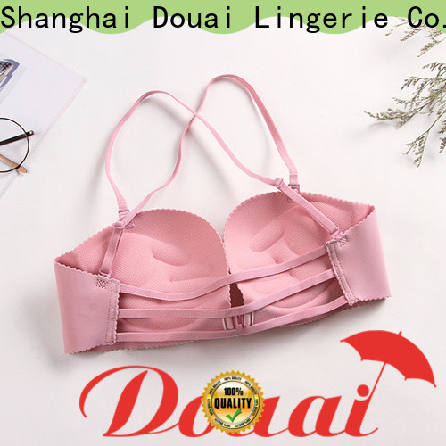 fancy front button bra directly sale for madam
