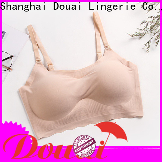 comfortable crop top bra supplier for bedroom