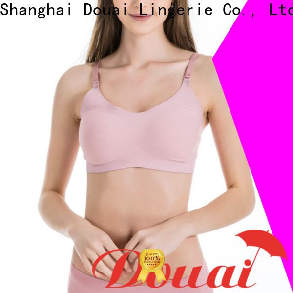 Douai seamless comfort bras factory price for hotel