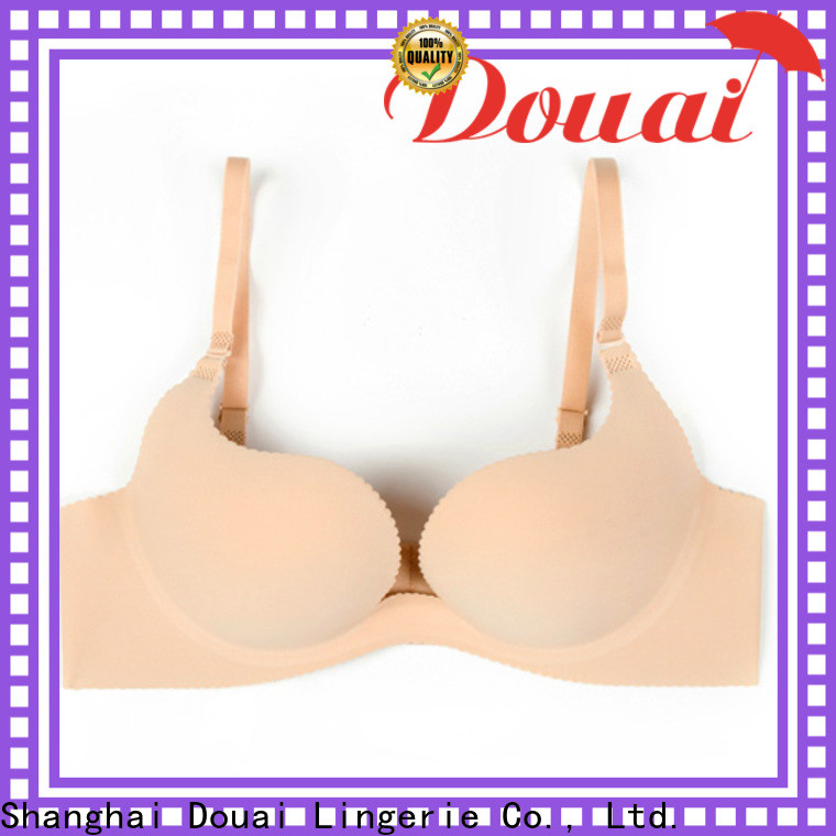 colorful deep u plunge bra from China for party