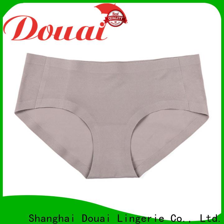 Douai womens seamless panties factory price for lady