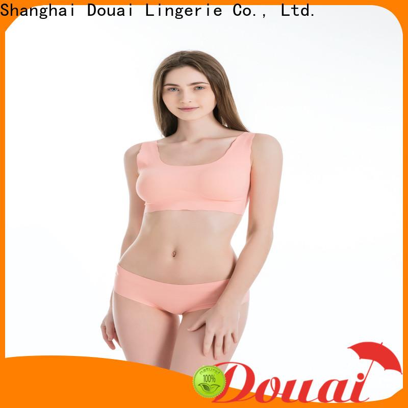 Douai soft yoga bra personalized for yoga