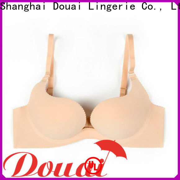 popular u plunge push up bra series for party