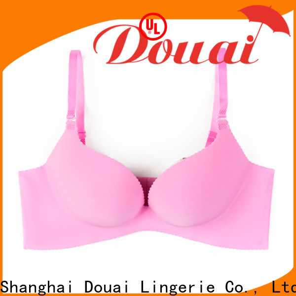 fancy perfect coverage bra customized for women