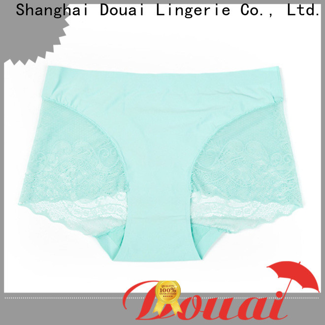 Douai women's lace underwear manufacturer for madam