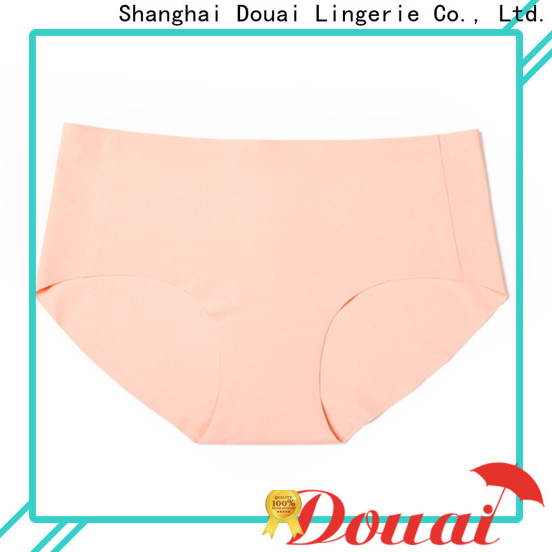 good quality ladies seamless underwear factory price for girl