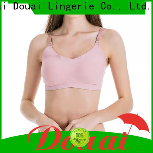 Douai seamless seamless camisole bra manufacturer for bedroom