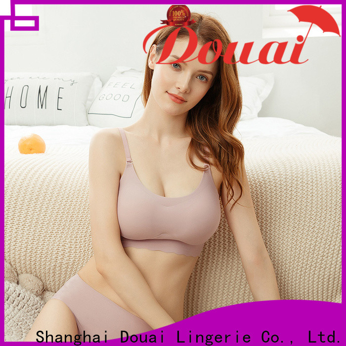 seamless seamless wireless bra wholesale for home