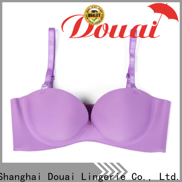 Douai half coverage bra factory for dress