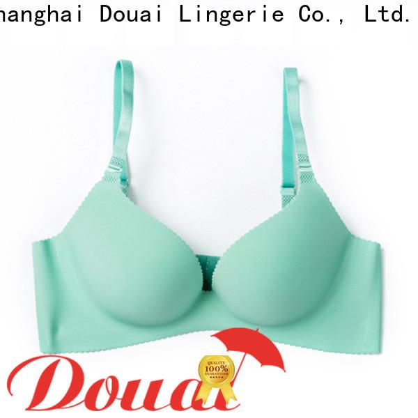 Douai attractive best seamless push up bra on sale for madam