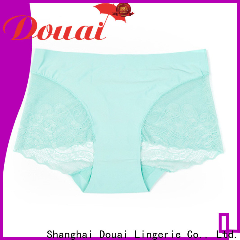 Douai sexy women's lace underwear at discount for ladies