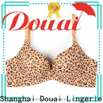 Douai attractive seamless padded bra wholesale for madam