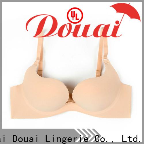 Douai seamless u plunge bra directly sale for beach