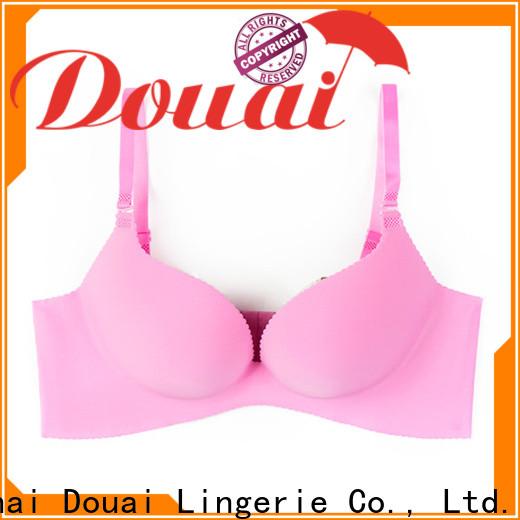 fancy push up bra set customized for madam