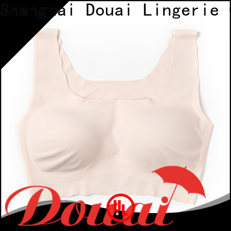 Douai one piece seamless bra manufacturer for hotel