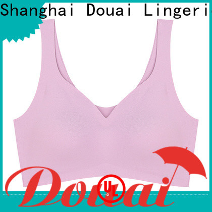 natural high support sports bra factory price for hiking