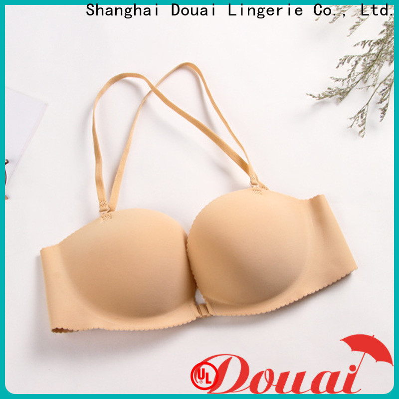 Douai front clip bras design for women