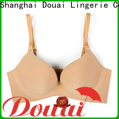 attractive cotton seamless bra design for ladies