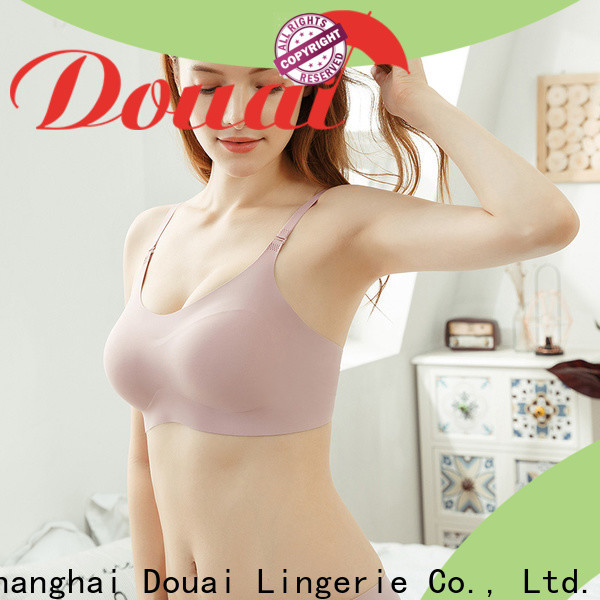 detachable seamless wireless bra wholesale for home