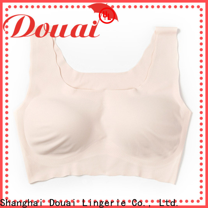 seamless most comfortable bra factory price for hotel