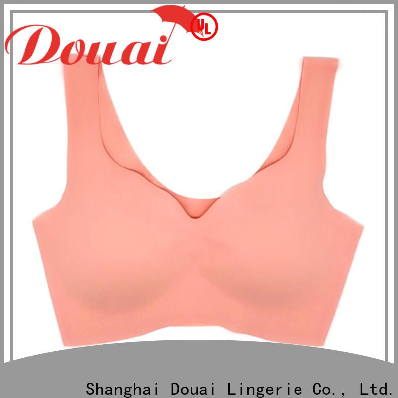 Douai soft sports bra online wholesale for sking