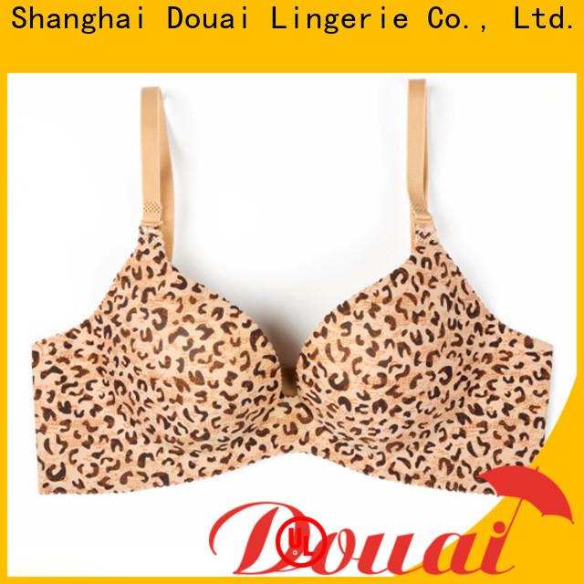 Douai cotton seamless bra design for women