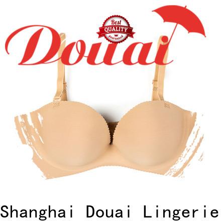 Douai half cup padded bra design for dress
