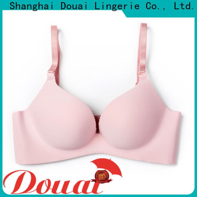 Douai attractive sexy push up bra wholesale for ladies