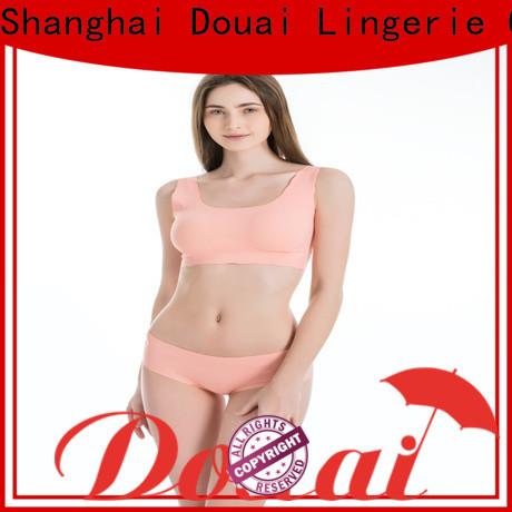 Douai best sports bra factory price for yoga