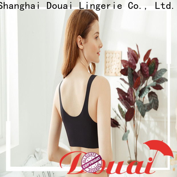 Douai comfortable bra and panties wholesale for bedroom