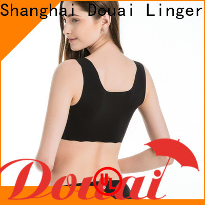 natural cotton yoga bra wholesale for sport