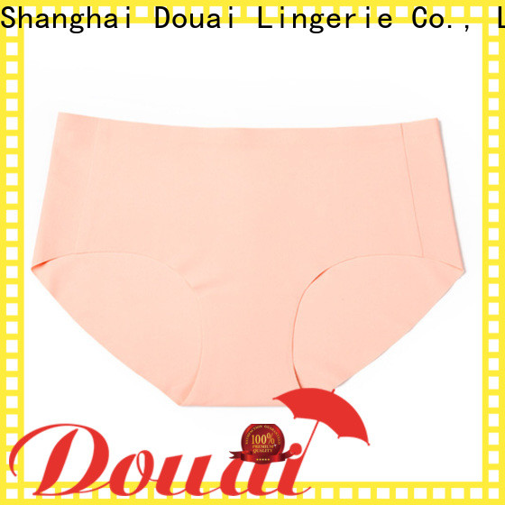 Douai comfortable women's seamless underwear directly sale for lady
