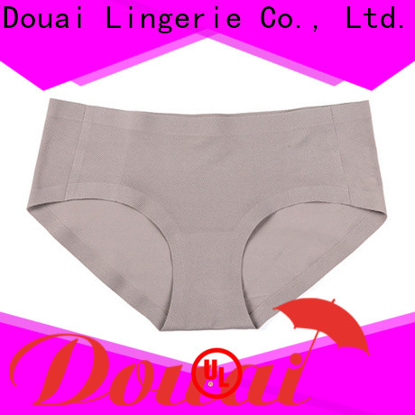 Douai healthy plus size underwear wholesale for women