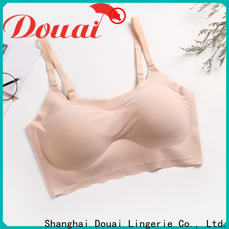 flexible soft bra tops manufacturer for hotel