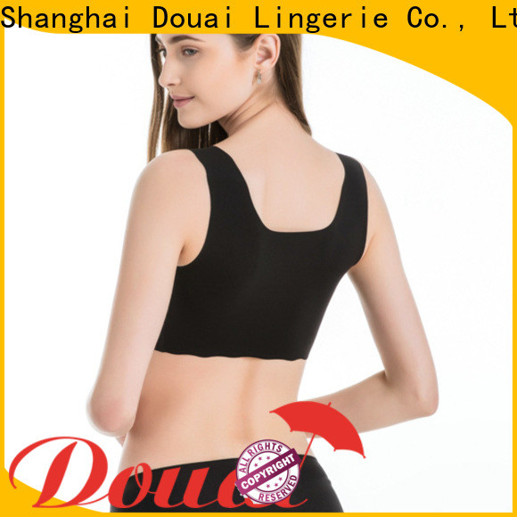 Douai light sports bra online supplier for hiking