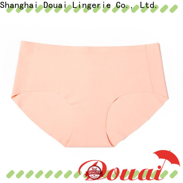 Douai healthy nude seamless underwear wholesale for women