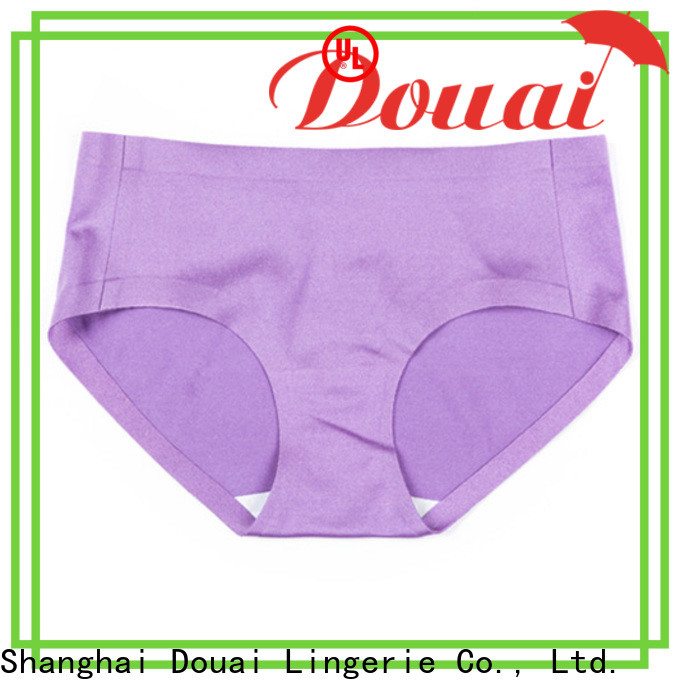 Douai seamless panties factory price for girl
