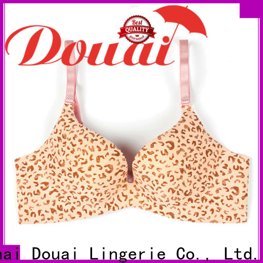 Douai good quality sexy full figure bras manufacturer for ladies