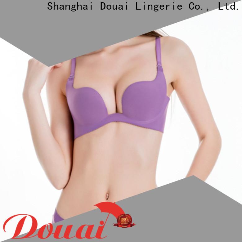 Douai push up u bra customized for wedding