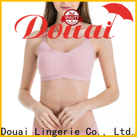 flexible bra tops with support wholesale for bedroom