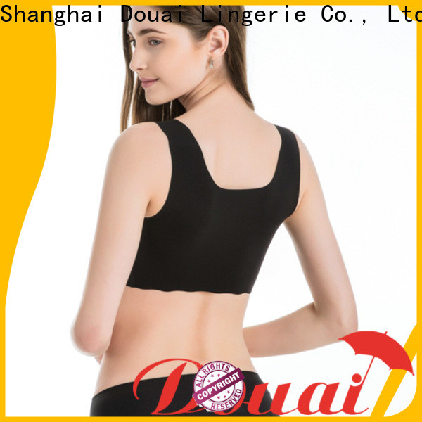 Douai best women's sports bra factory price for sking