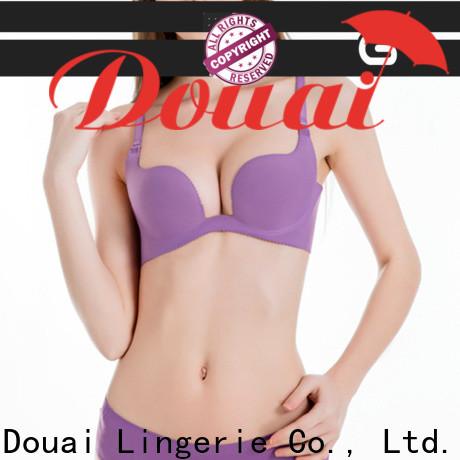 colorful deep u bra directly sale for beach