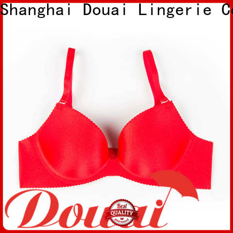 Douai seamless padded bra wholesale for ladies