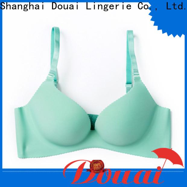 Douai simple seamless padded bra on sale for women
