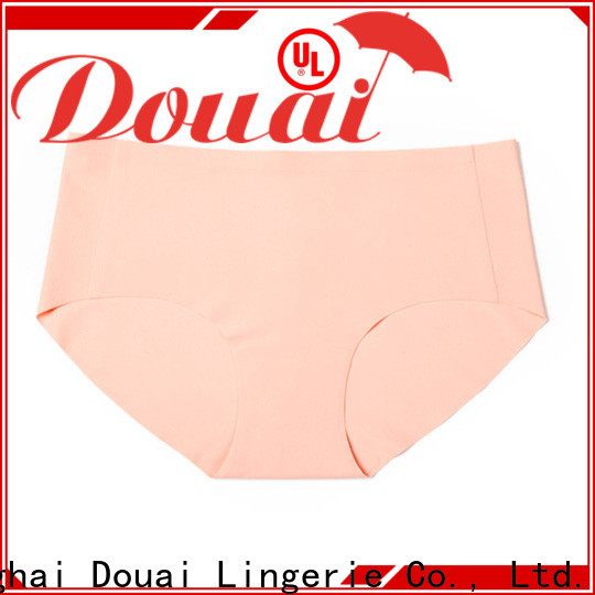 natural seamless underwear directly sale for lady