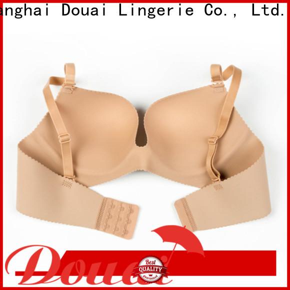 attractive cotton seamless bra directly sale for madam
