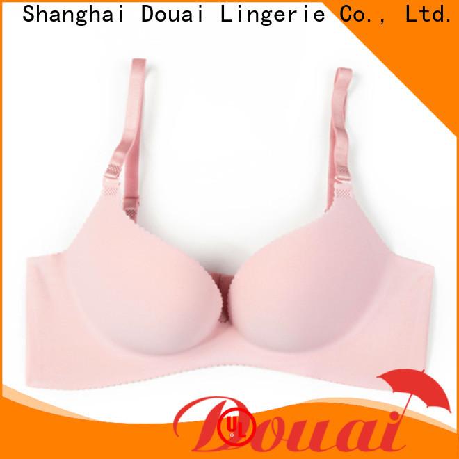 Douai breathable 3 cup bra wholesale for ladies