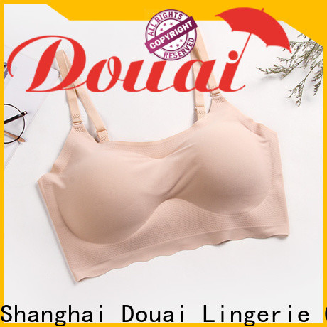 seamless top bra supplier for home