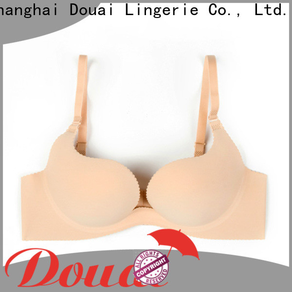 Douai hot selling u plunge bra from China for dress
